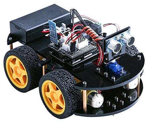 DEC50122 EMBEDDED ROBOTIC