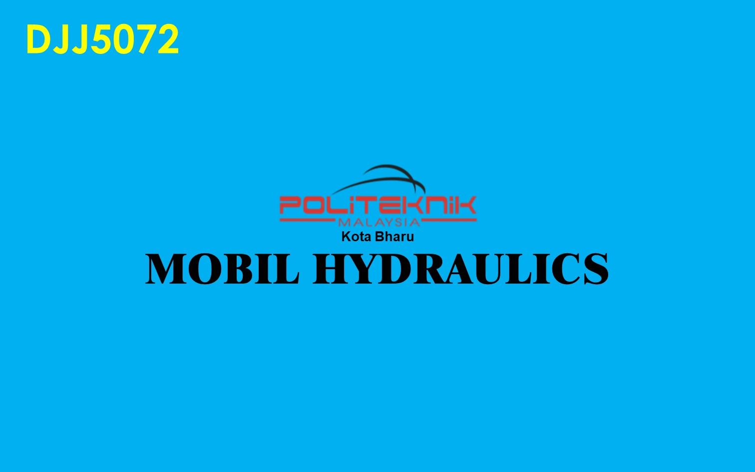 DJA5072 MOBIL HYDRAULICS