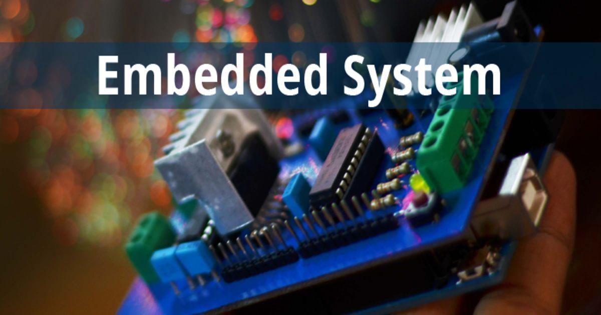 DEC40053 EMBEDDED SYSTEM APPLICATION